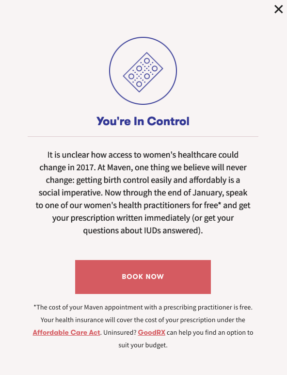 stephaniemlee birth control startups trump