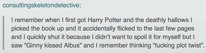 Just 15 Fucking Funny Posts About Harry Potter