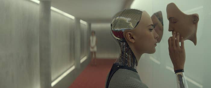"Most recently, the movie ""Ex Machina"" took the idea of the Turing Test to another level. In this film, a young hotshot AI theorist visits a remote destination where one of the smartest minds in the world is developing a beautiful humanoid AI (played by Alicia Vikander) capable of conversing with humans. The task is to determine whether this humanoid AI is so believable that it can be said to be human. Without giving away the ending, let's just say that the ability to pass the Turing Test could have profound implications for humanity."