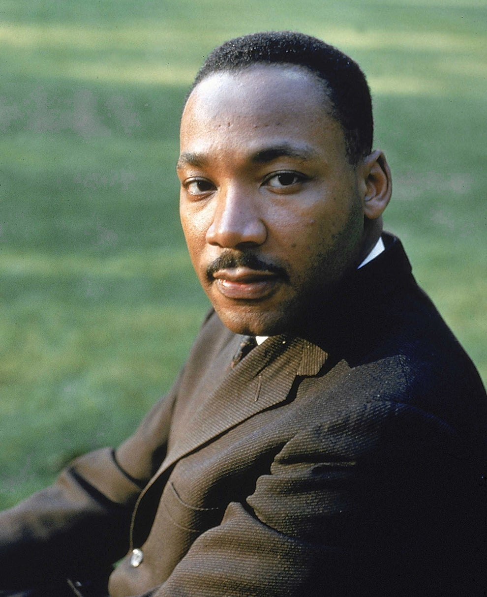 23 Incredible Full-Color Pictures Of Martin Luther King Jr