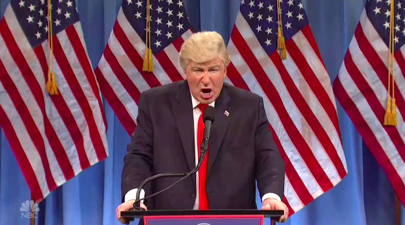 Alec Baldwin Will Play Trump On 'SNL' The Day After The Inauguration