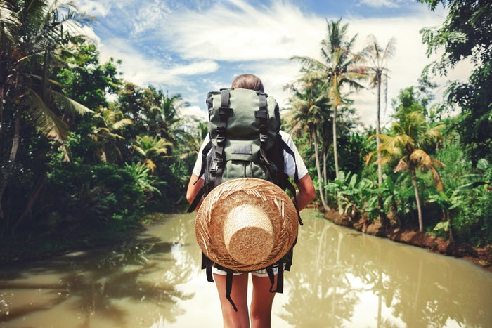 Take advantage of the fact that you're at an age where you probably have fewer responsibilities. Travel to learn, travel to broaden your view of the world, and most importantly, travel to have fun.
