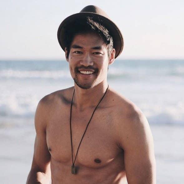 Gorgeous naked asian men — photo 6