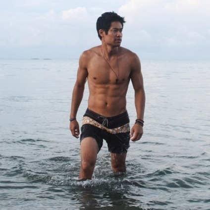 Gorgeous naked asian men — photo 8