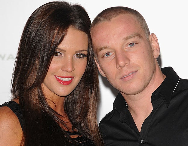 This Celeb     s Having Panic Attacks After Being Trolled About Her Ex Former model Danielle Lloyd  and her ex husband  footballer Jamie O     Hara  had a tumultuous relationship that ended in divorce in       after he cheated on