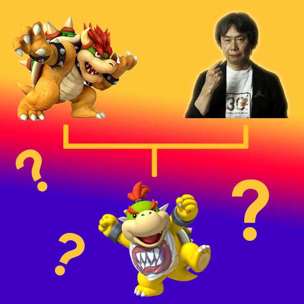 4. Bowser has a son named Bowser Jr. in the Mario franchise. According to Shigeru Miyamoto, the creator of Nintendo classics like Super Mario Bros. and Legend of Zelda, he himself is (somehow?) Bowser Jr.'s mother.5. Apple co-founder Steve Wozniak appeared in the Nintendo Power magazine's top Tetris scores so many times that he was banned to make room for new names. He kept submitting his scores anyway by spelling his name backwards.6. The Konami code (up up down down left right left right B A start) was originally used to help programmers skip through the game. Now it's a huge part of pop culture.