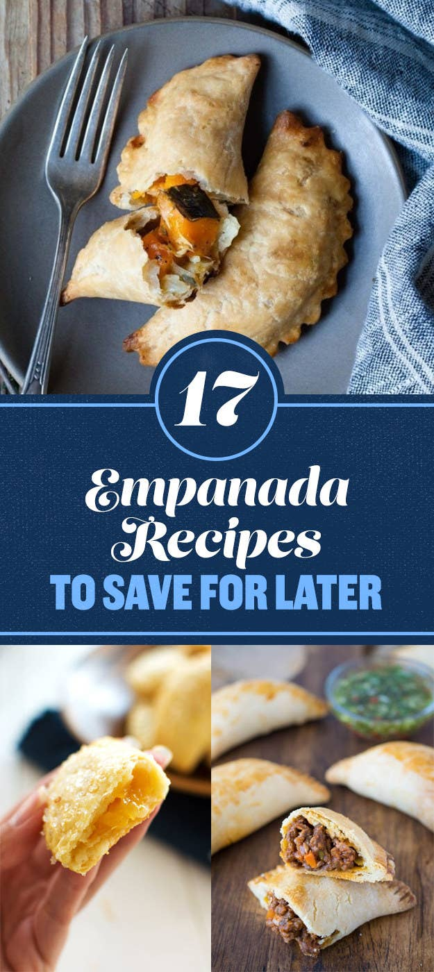17 Empanada Recipes You'll Want To Save For Later