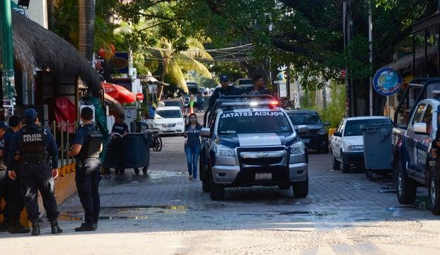 El fin de semana, sucedió un tiroteo en uno de los eventos del BPM Festival en Playa del Carmen.
