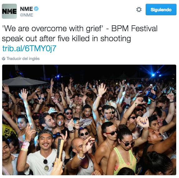 La noticia tuvo impacto en todo el mundo y llegó a medios internacionales.