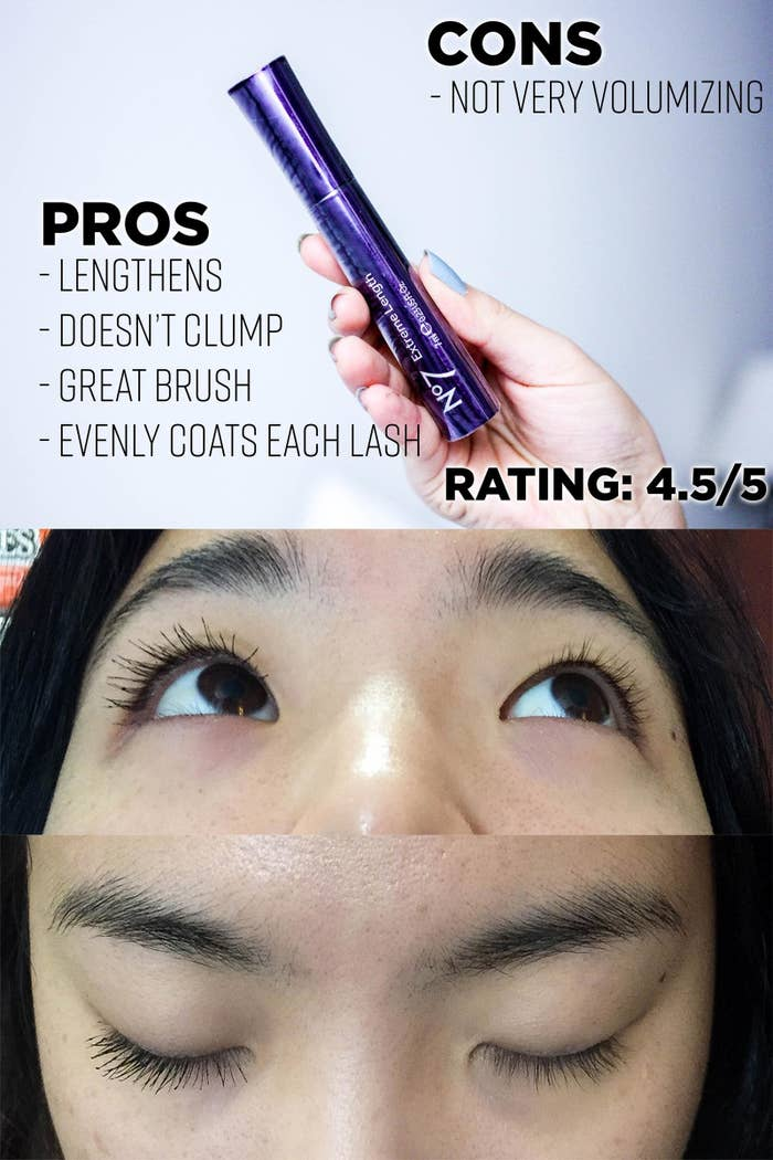 d725b73032f I Tried Lots Of Cheap Mascaras To Find The Best Ones Because I Am Frugal