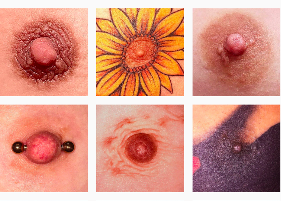 This Instagram Account Is Using Nipples To Make A Point About Gender Equality