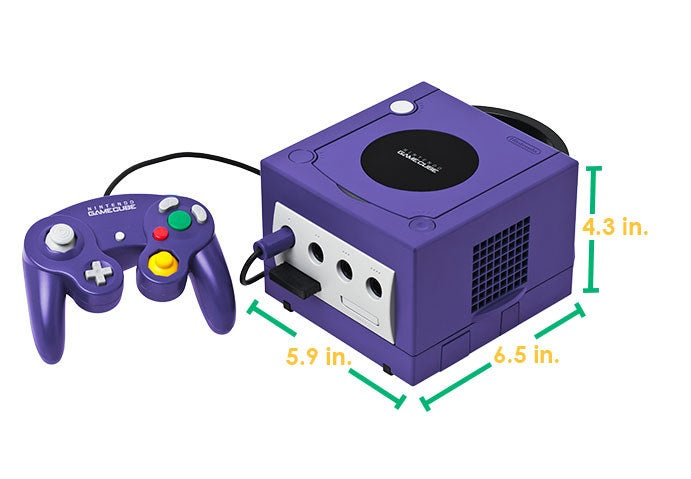 7. The GameCube isn't actually a cube. Its dimensions are 5.9 by 4.3 by 6.3 inches.8. Sony was going to develop a CD add-on for the Super Nintendo. When the deal didn't work out, they went on to create the first PlayStation.9. Wii Sports is the best-selling Nintendo game ever, even outselling Super Mario Bros. and games in the Pokémon franchise.