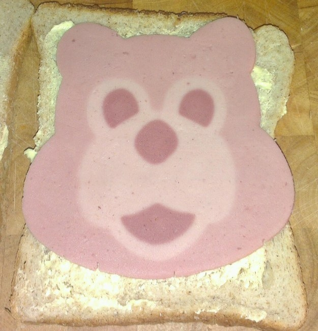 Billy Bear Ham
