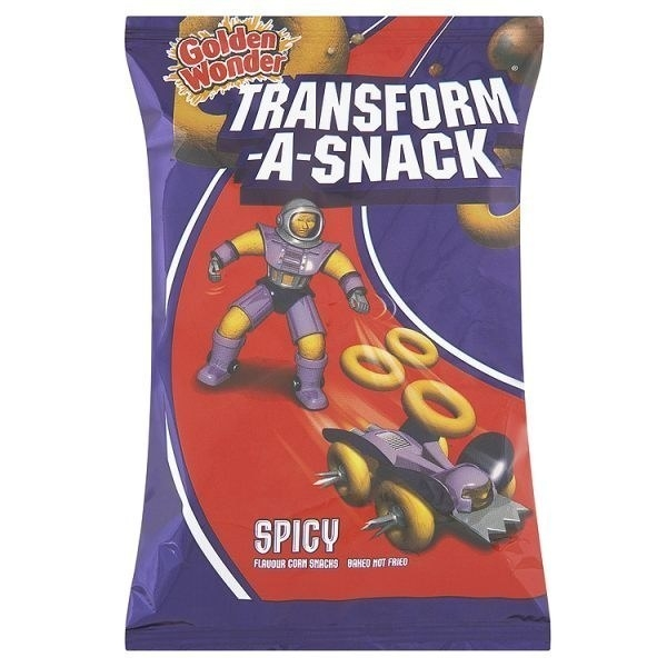 Transform-A-Snack