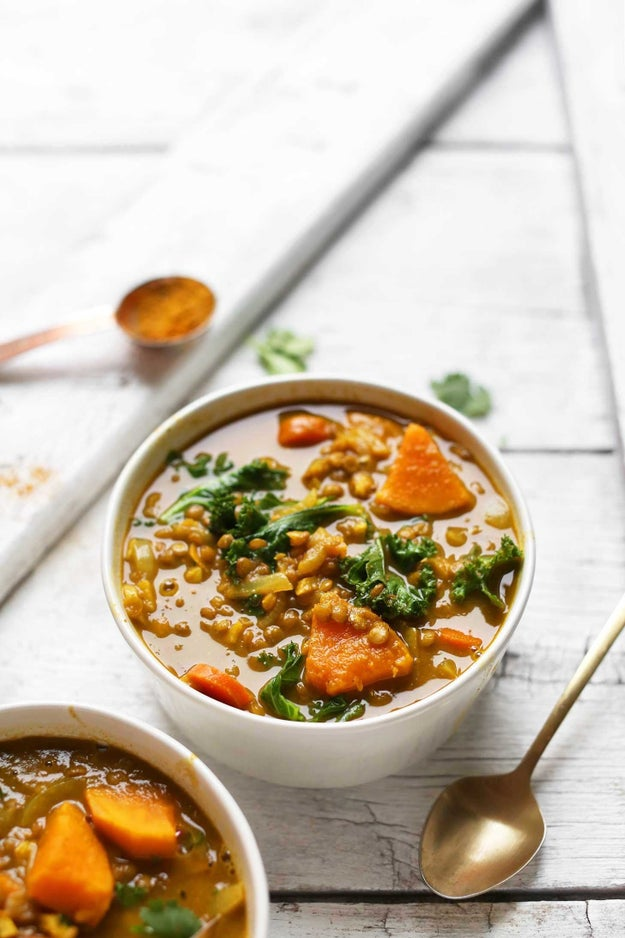 21 Healthy Soups That Will Keep You Warm And Full | BuzzBoomBox