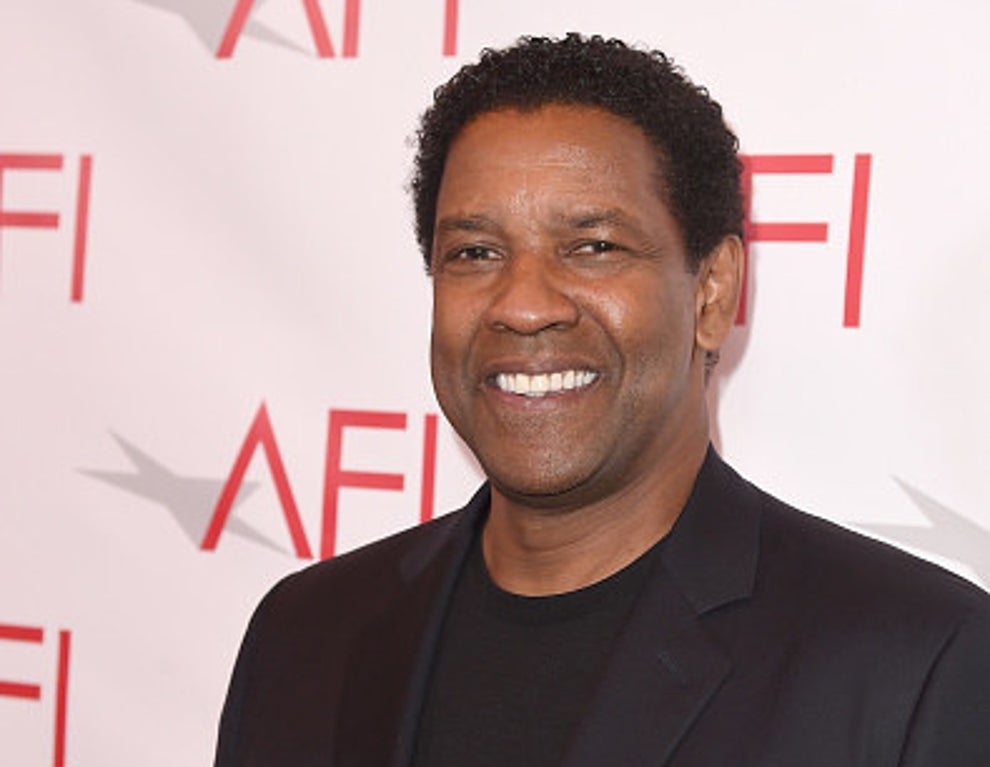 1. Denzel Washington