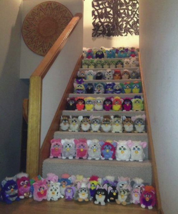 All the other Furbys: