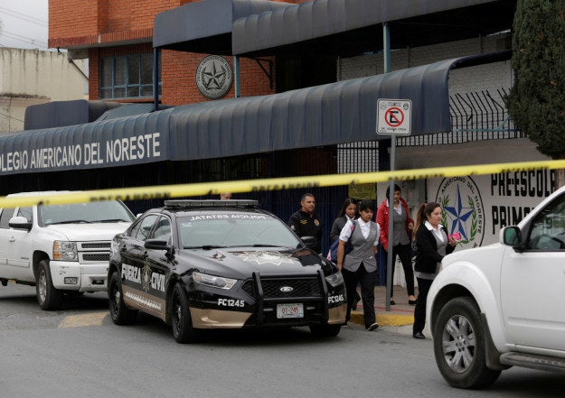 """A 15-year-old student at the school, which caters to children from preschool to middle school, wounded four people before turning his gun on himself in an attack that authorities called """"unprecedented"""" for Mexico. """"This event makes us all worried and anxious about what is happening in a society where a young person dares to hurt his classmates,"""" Nuevo León governor Jaime Rodríguez Calderón said during a press conference, adding that the shooter's motive was still under investigation."""