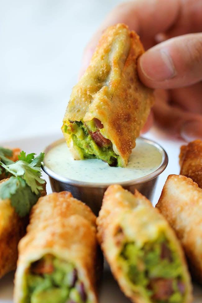 It's healthy, because avocado. Recipe here.