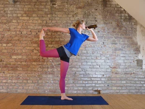 piwa joga