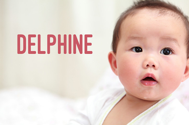 24 French Baby Names That'll Make You Want To Have Children