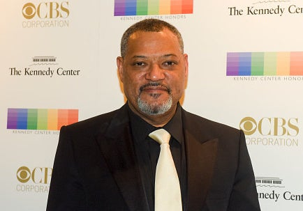5. Laurence Fishburne