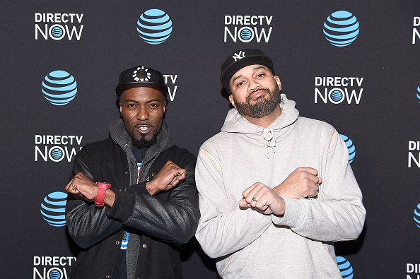 52–53. Desus Nice and The Kid Mero