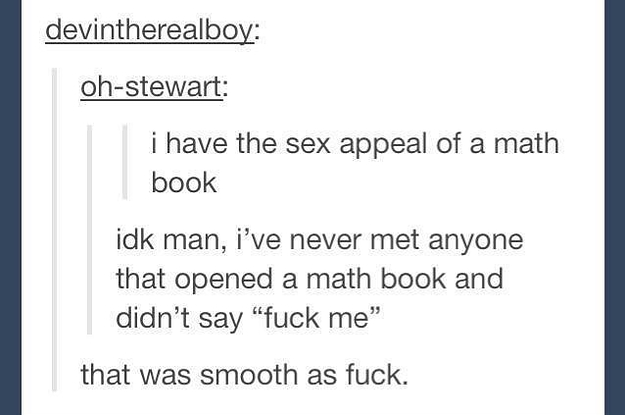 17 Tumblr Posts You'll Get If You Were Never All That Good