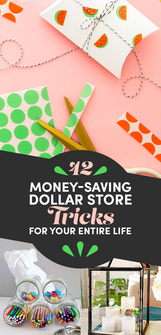 dollar store buzzfeed 42 dollar tricks every person should 10224