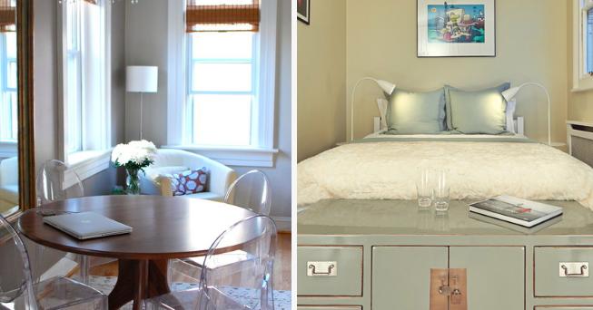 17 tricks wie du aus einem kleinen zimmer ein gro es machst. Black Bedroom Furniture Sets. Home Design Ideas