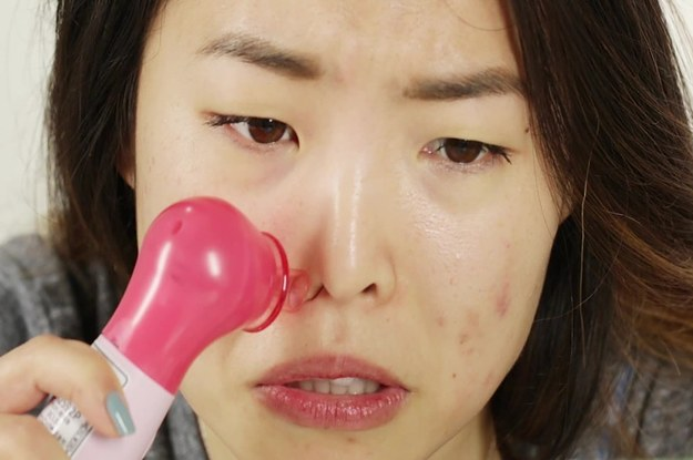How to get rid of sebum in pores