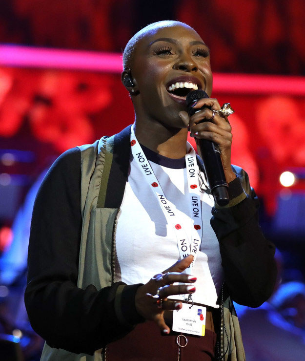 In 2016, British singer Laura Mvula shared that she suffers with anxiety. In an interview with The Guardian she said she feels more anxious when she is left alone.
