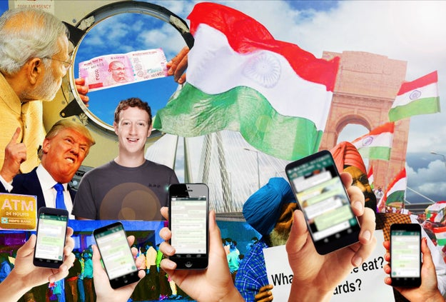 Viral WhatsApp Hoaxes Are India's Own Fake News Crisis