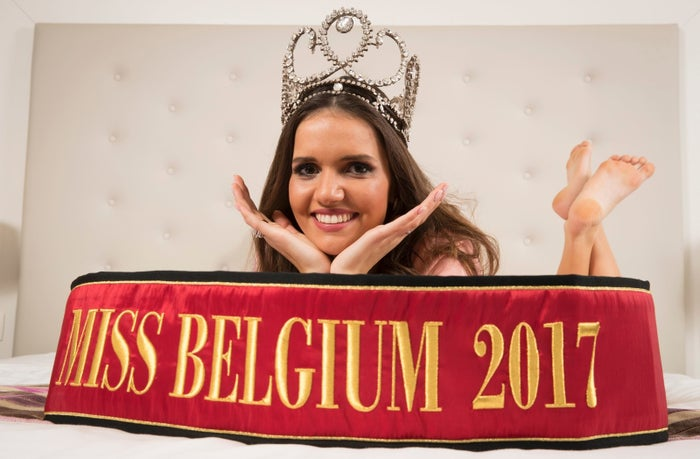 As Miss Belgium, Schotte was expected to represent Belgium at the Miss World and Miss Universe 2017 pageants.