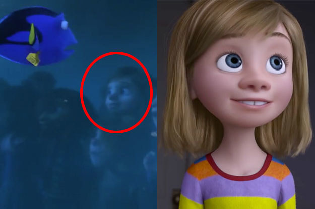 Disney-Pixar Just Released A Video That Reveals All The