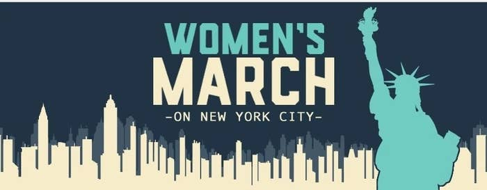 Can't make it to Washington on Saturday? No worries, march proudly with fellow New Yorkers. Political club Eleanor's legacy is leading this march; more info (map included) can be found here: http://www.eleanorslegacy.com/marchnyc
