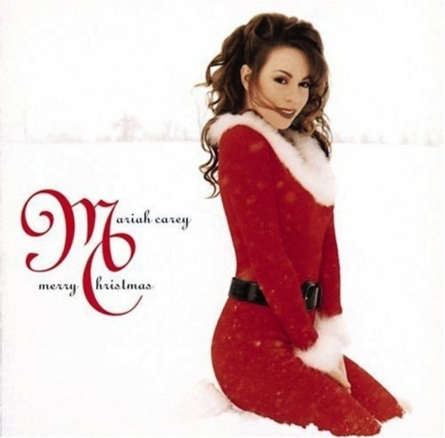 "She also has basically one of the only ""modern day"" Christmas classics of the past 30 years."