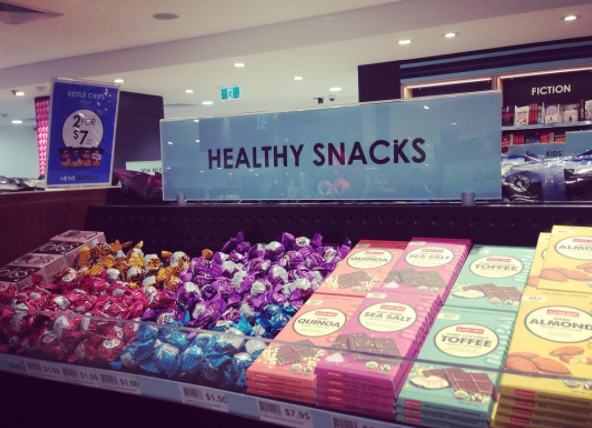 Check out all these healthy snacks.