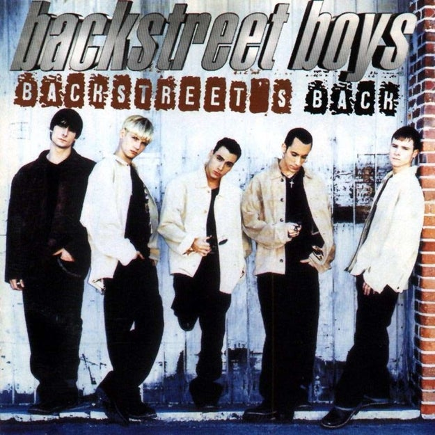 Backstreet Boys, Backstreet's Back