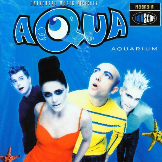 Aqua, Aquarium