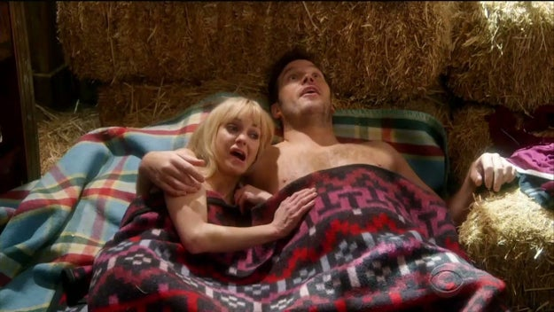 And 4. Chris Pratt and Anna Faris doin' it.