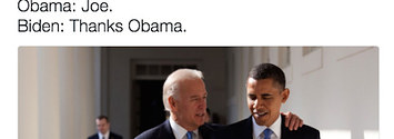 As Obama And Biden Officially Leave Office, Here Are Their Very Last Presidential Memes