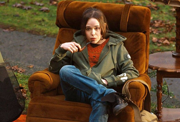 And can you believe her breakout film, Juno, turns 10 this year? Vom, I know. But, damn, was Ellen good in it.
