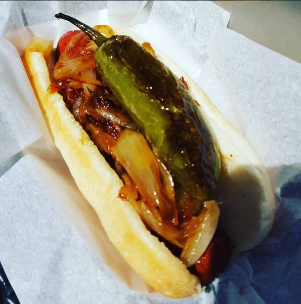 Can You Make It Through This Post Without Craving A Danger Dog?