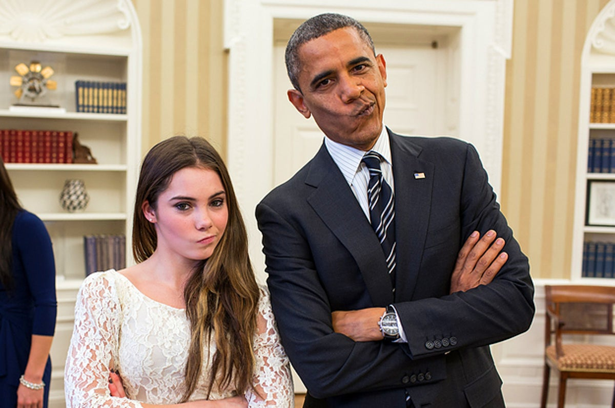 As 44 Fotos Mais Iconicas Do Presidente Barack Obama