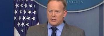 Trump's Spokesman Lying Is Now A Ridiculous Meme