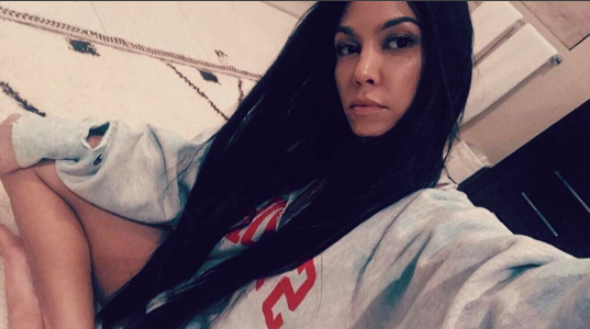 Kourt hasn't Instagrammed in a couple of days, but the last time she did, she got pretty esoteric about love.