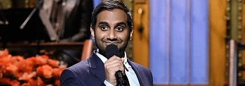 You Have To See How Aziz Ansari Tackled Trump In His SNL Debut