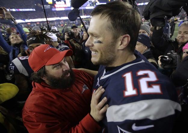 Patriots Super Bowl Jacket