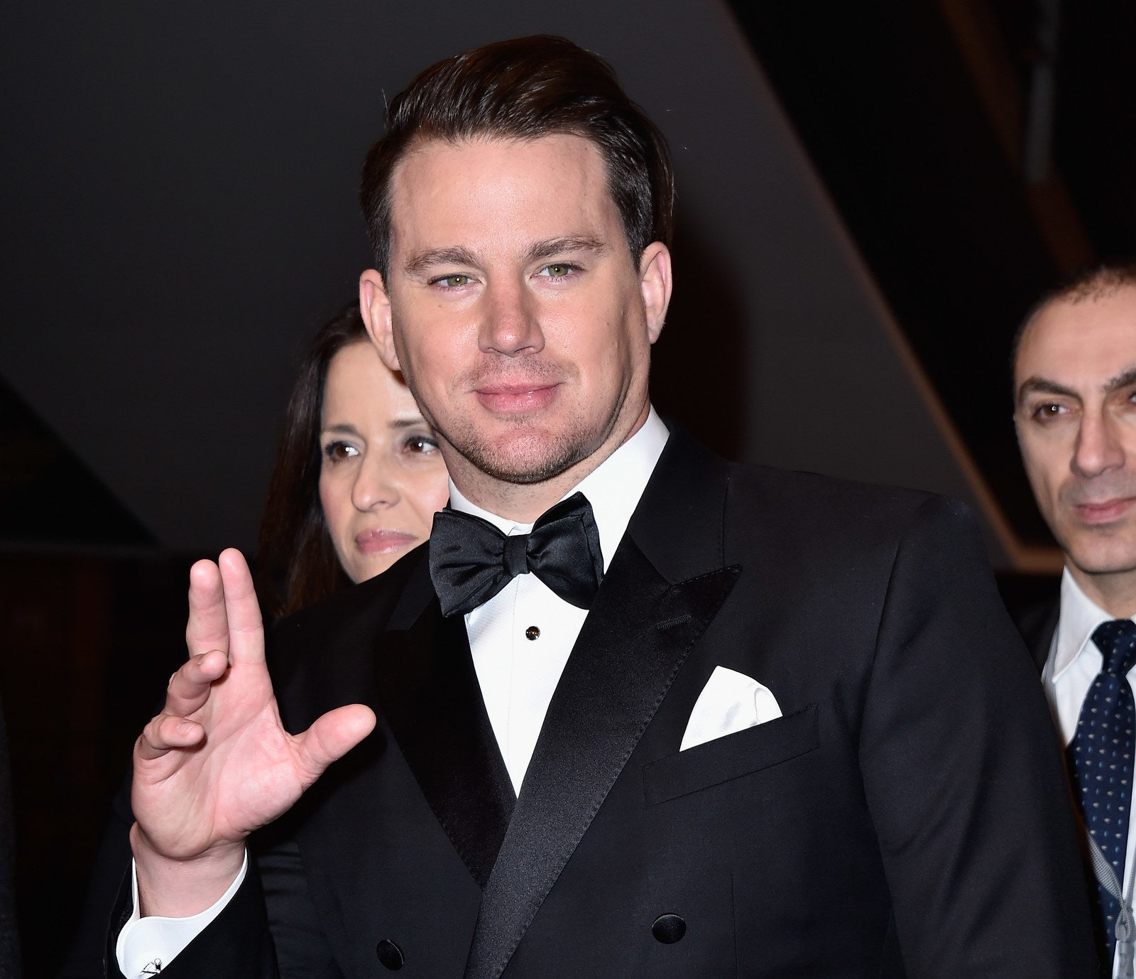 Channing Tatum Is Currently Teaching Himself How To Play Piano